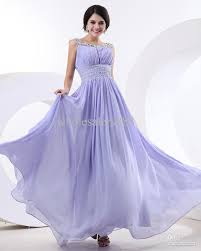 lilac dresses for weddings custom design new style a line lilac bridesmaid dresses chiffon