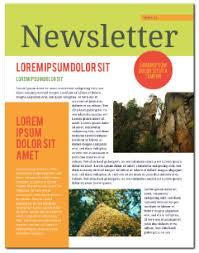 newsletter templates print corporate newsletter v02 print