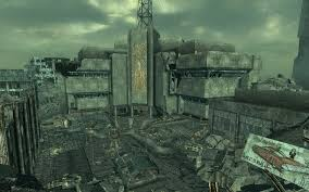 Fallout 3 Map by Gnr Building Plaza Fallout Wiki Fandom Powered By Wikia
