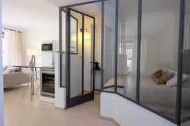 appartement avec une chambre chambre avec verrière intérieure appartement de 37 m2