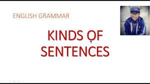 Declarative And Interrogative Sentences Worksheets Learn English Grammar Sentences Types Of Sentences Kinds Of