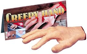 amazon com loftus creepy severed hand halloween decoration prop