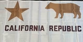 3x5 Foot Flag California Republic 1846 Historical Polyester 3x5 Foot Flag