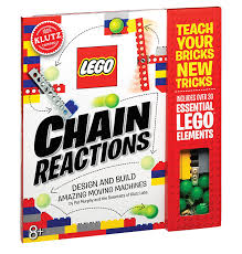 Design Your Own Flag Cheap Amazon Com Klutz Lego Chain Reactions Craft Kit Pat Murphy And