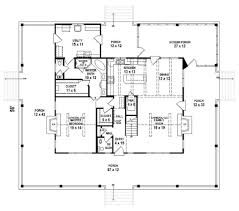 Farmhouse Plans With Porches 1500 Sq Foot House Plans With Wrap Around Porch House Plans