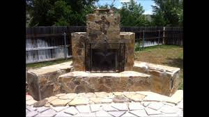 do it yourself fireplaces by backyard flare llc youtube