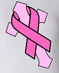 baseball ribbon breast cancer awareness christian pink cross ribbon raglan juniors