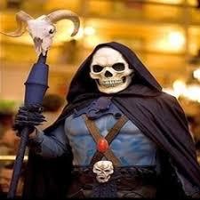 Skeletor Halloween Costume Red Skull Skeletor Nasty Super Villains