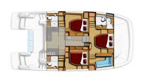 catamaran floor plan home design inspirations