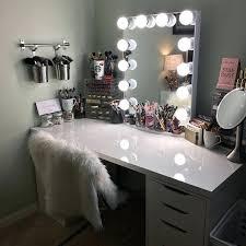 makeup dresser with lights bedroom vanity table with lights furniture makeup vanities for