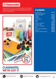 classmate products gls educational supplies catalogue 2015 16 classmates by findel