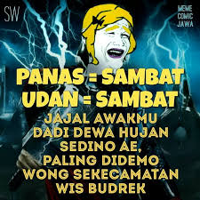 Meme Comic Jawa - meme jawa humor terkini gambar lucu cerita lucu foto lucu