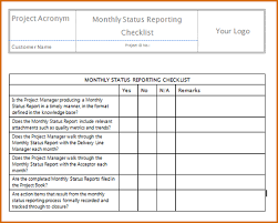 Monthly It Report Template For Management by 7 Monthly Report Template Authorizationletters Org