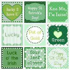 Irish Love Quote by Free St Patrick U0027s Day Printables