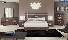 Modern Bedroom Collections Prestige Deluxe Modern Bed Collection