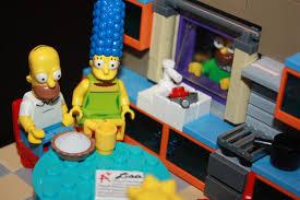lego kitchen lego ideas simpsons kitchen