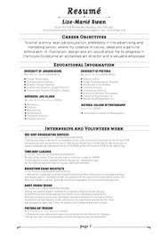 What Is A Resume For A Job by Writing A Good Resume 1 How To Write A Good Cv Toughnickel