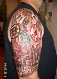 red sox tats the top 25 best and worst boston sports tattoos of