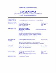 Simple Resume Format Pdf Download by For Fresh Graduates One Resume Basic Resume Samples Sample Simple
