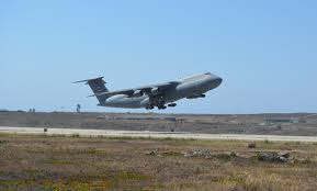 a c 5a galaxy from the 433rd airlift wing joint base san antonio