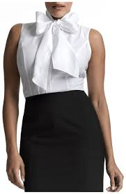 bow tie blouse plus size instyle essentials bow blouse order your size via your bra size