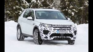 range rover sport concept concept 2018 land rover new discovery sport suv youtube