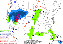 thanksgiving glaze and snow potential updraft