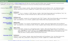 format apa citation pre formatted apa mla etc citations for journal articles