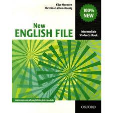 new english file intermediate student u0027s book livre anglais