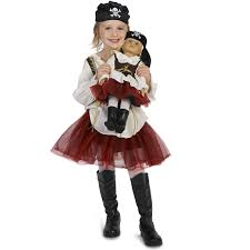 Halloween Costumes Girls 8 10 Pirate Tutu Child Costume 8 10 Matching 18