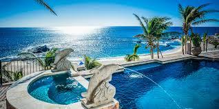 Los Cabos Mexico Map by Villa Paraiso Luxury Retreats