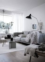 Nordic Living Room | nordic living room chunky knit throw blog pinterest nordic