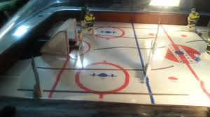 best table hockey game vintage hockey table game best of seven tournament hockey table