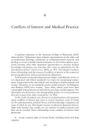 Power Of Attorney Definition Medical by 6 Conflicts Of Interest And Medical Practice Conflict Of