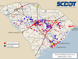 road map of south carolina hose of moisture slams south carolina wsoc tv