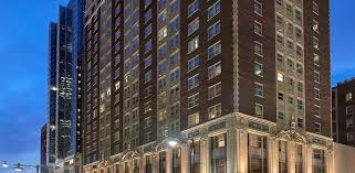 hotels near power and light district hotel phillips kansas city mo curio collection