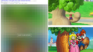 mario fans are way too sensitive about spoilers