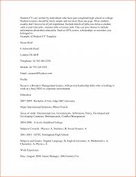 College Resumes Template 86 College Student Resume Templates Microsoft Word Application