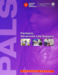 buy pediatric advanced life support provider manual book online at