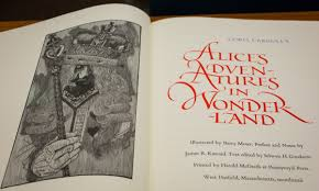 famous illustrators alice wonderland libguides arizona