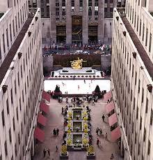 Rockefeller Center Summer Garden - 224 best nyc midtown rockefeller center images on pinterest