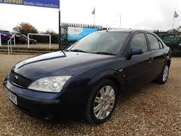 used ford mondeo 2002 for sale motors co uk