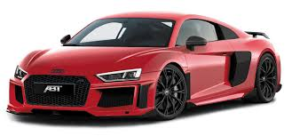 audi r8 tuning by abt sportsline for all audi r8 models