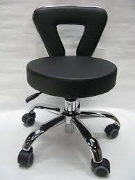 amazon com spa chair pedicure stool for nail hair