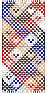 15551 by 208 Best Hearts Friendship Bracelets Images On Pinterest