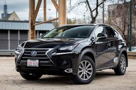 lexus nx 300h electric range 2017 compact suv driving ranges news cars com