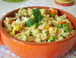 plat facile a cuisiner et rapide riz façon asiatique facile recette vegetarienne le