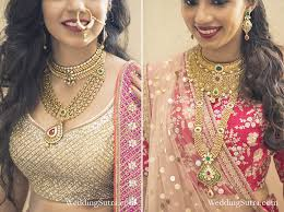 bridal jewellery images 5 ways to go gold with tanishq s bridal jewelry weddingsutra