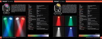 chauvet professional catalog 2015 v 1