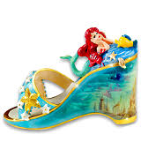 which princess shoe ornament is your favourite disney princess